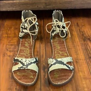 Sam Edelman New Without Tag Sandals